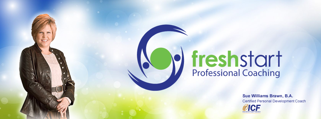 Fresh Start (ADHD) Coaching - Calgary AB Logo